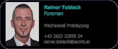 Rainer Tobisch